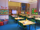 Sixpenny Handley First School Scorpions classroom