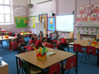 Sixpenny Handley First School Grasshoppers classroom
