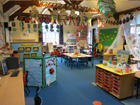 Sixpenny Handley First School Ladybirds classroom